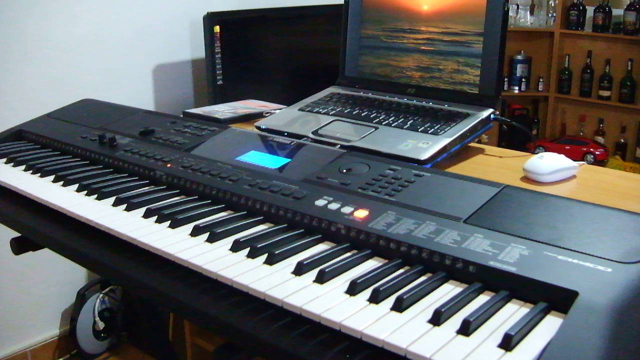 karaok n0 yamaha psr ew 400 youtube. Black Bedroom Furniture Sets. Home Design Ideas