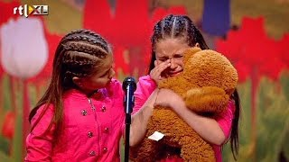 Yasmin en Abby - dans | Audities | HOLLAND'S GOT TALENT 2014