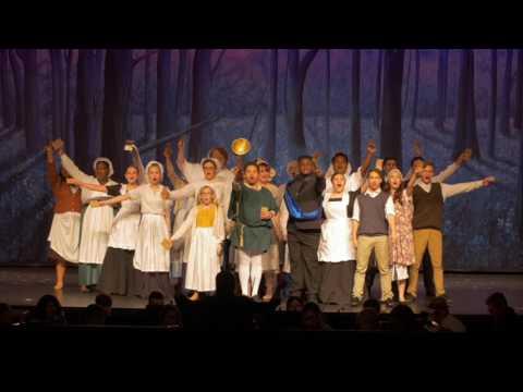 Griffith Theatre Company Cinderella Spring 2017