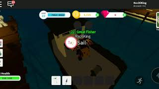 THE BEST SPOT TO FISH IN FISHING SIMULATOR