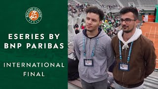 RG eSeries by BNP Paribas 2019 - International Final at Roland-Garros | Roland Garros 2019