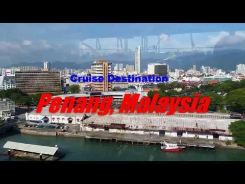 Cruise destination: Penang, Malaysia