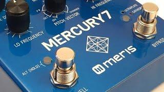 Meris Effects - Mercury7 Reverb