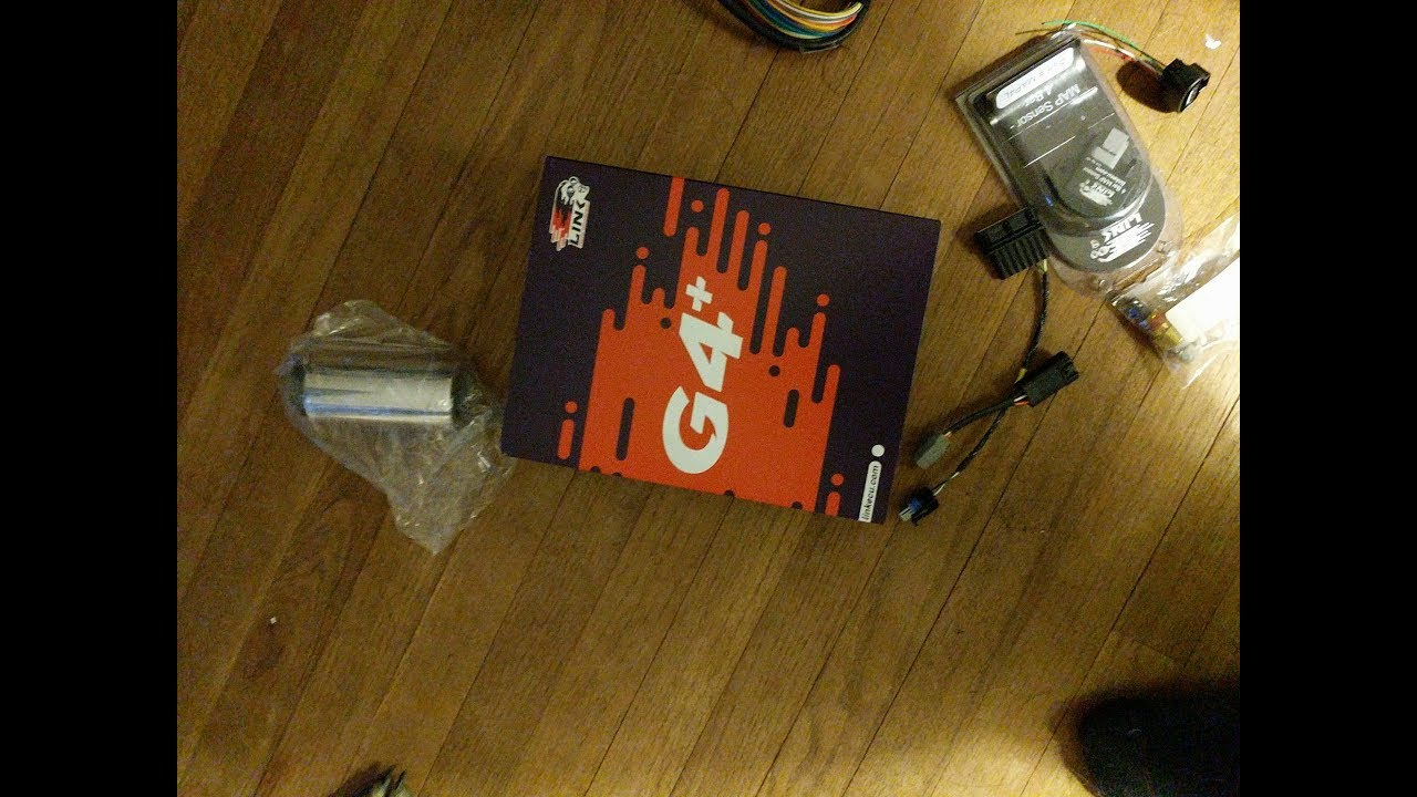 I Install a LINK G4+ ECU IN MY TOYOTA MR2