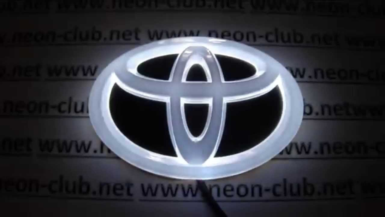all new camry logo interior grand avanza veloz 2017 tuning auto accessories car decal 4d toyota emblem led lights sticker parts of white youtube