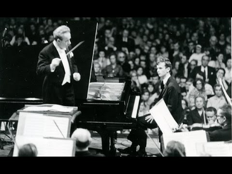 Janusz Olejniczak – Piano concerto in F minor, Op. 21 mov. 2 (1970)