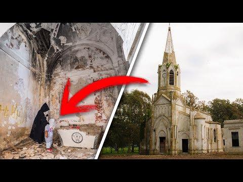 DESAPARECIÓ SU HIJO Y LO HEMOS ENCONTRADO Con UNA BRUJA!! *iglesia Abandonada*