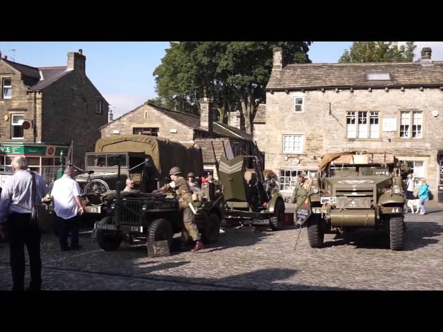 Grassington 1940s Weekend