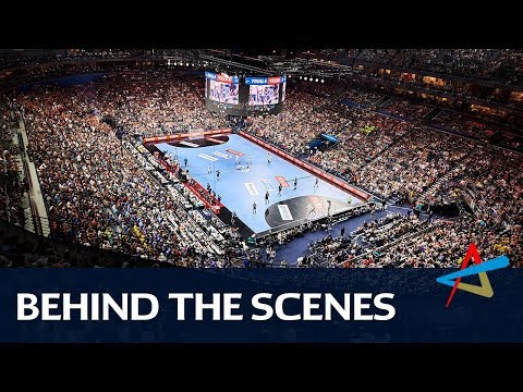 What happend Behind the Scenes? | VELUX EHF FINAL4 2018
