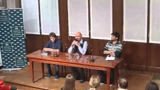 Nicolai Lilin presenta