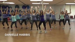 I'M A LADY - Meghan Trainor - Zumba - Choreo By Danielle's Habibis