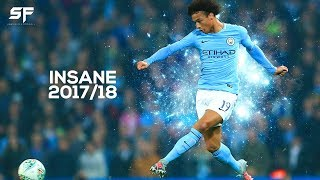 Leroy Sane INSANE 201718 Skills Goals  Assists - HD