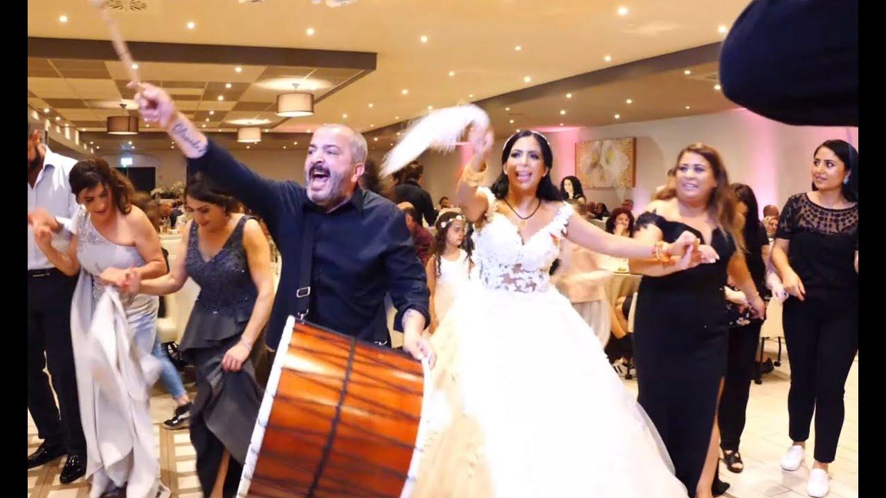 Mustafa Parlak & Murat Kara Farklı Davul Zurna 26.3.2016 Kars Düğünü Schwelm 👭👬👬