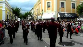 participacin de la cbmh en carnaval los brujos en guayama pr