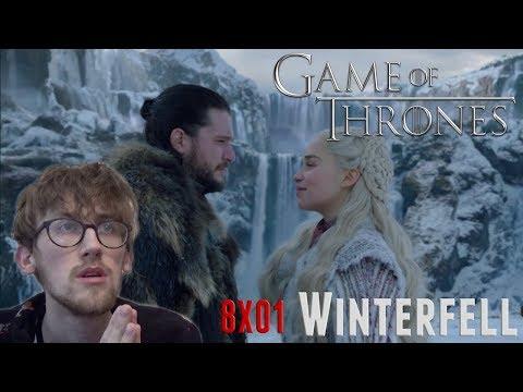 Game of Thrones Season 8 Episode 1 - 'Winterfell' Reaction