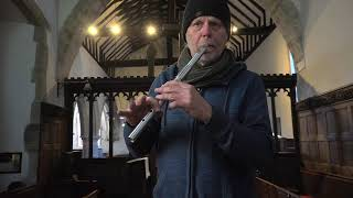 The Busker Alto G Tuneable Whistle.