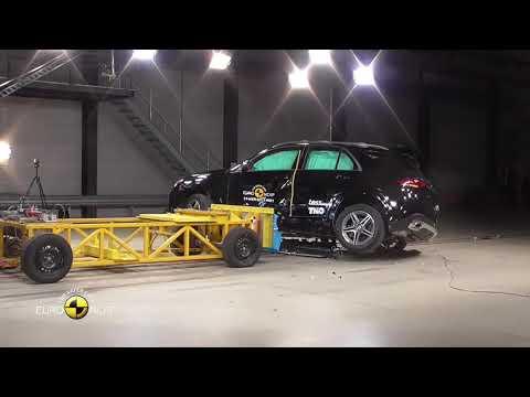 Euro NCAP Crash Test Of Mercedes-Benz GLE 2019