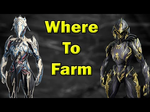 Warframe | Where To Farm Zephyr & Zephyr Prime | Warframe Hunters