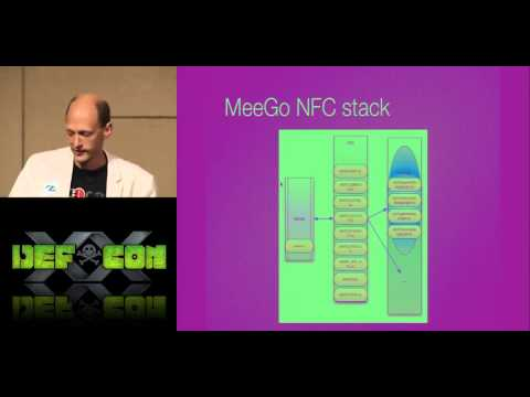 DEF CON 20 - Charlie Miller - Don't Stand So Close To Me: An Analysis of the NFC Attack Surface