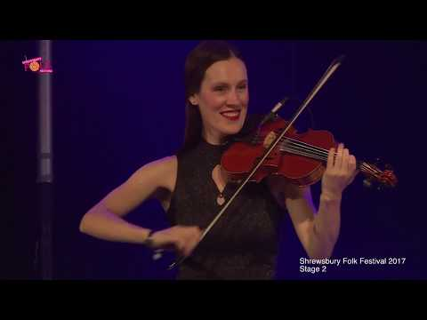 The Fitzgeralds at Shrewsbury Folk Festival 2017