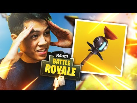 LA NOUVELLE GRENADE COLLANTE SUR FORTNITE BATTLE ROYALE !! TOP 1 KINSTAAR