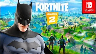 Fortnite Chapter 2: Welcome to a New Adventure with BOATS! (Nintendo Switch)