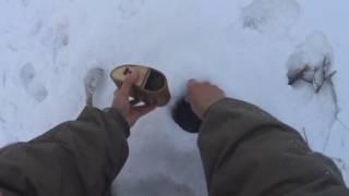 Зимняя рыбалка на мормышку.