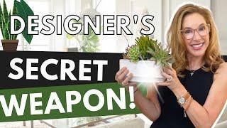 Interior Designers Secret Weapon (You NEVER Ever Noticed)