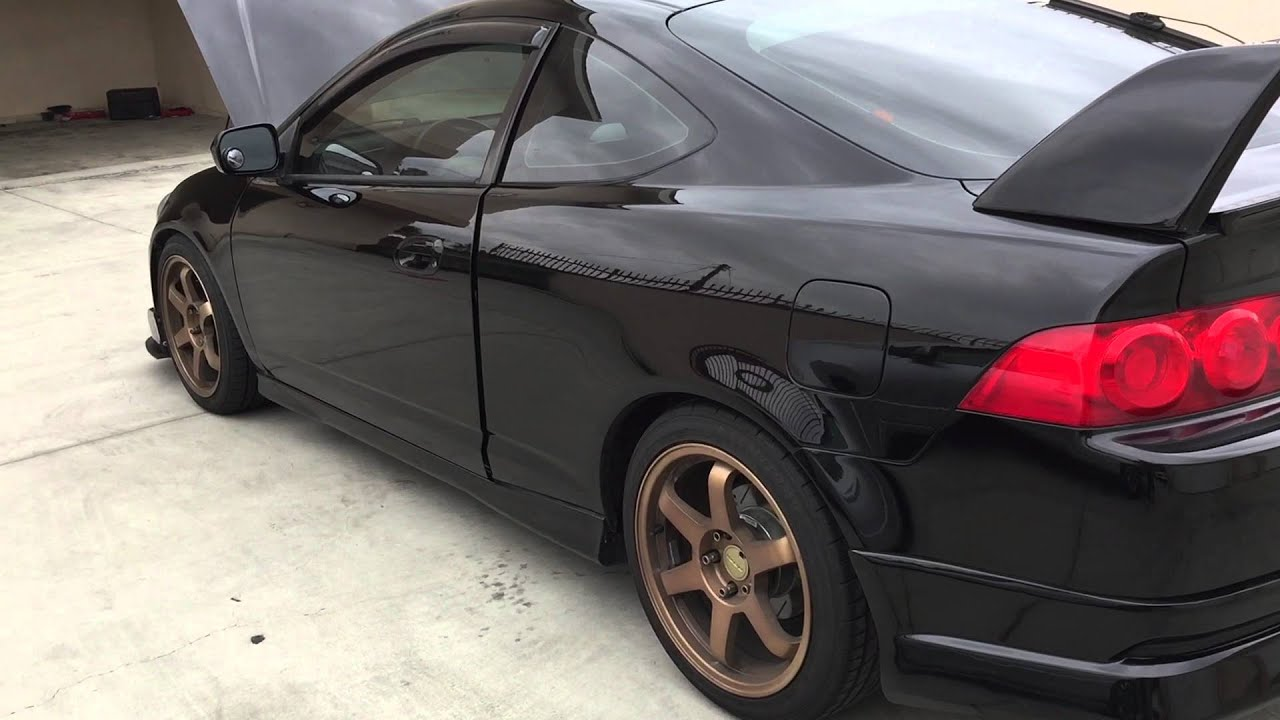 Sold  2006 Rsx Type S -  7 900  Engine Idle  Walkaround  - Up For Sale  4  3  16