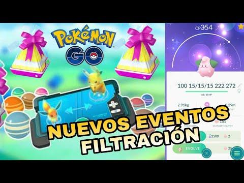 ¡FILTRACIÓN NUEVOS EVENTOS! ¡DÍA DE SAN VALENTÍN Y DÍA DE LA AMISTAD! POKEMON GO! thumbnail