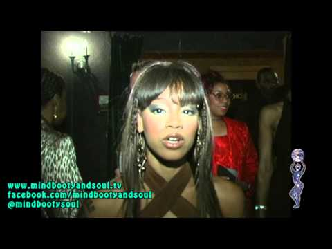 "Lisa ""Left Eye"" Lopes on Scrubs and Soul Mates (Exclusive Interview from 1999)"