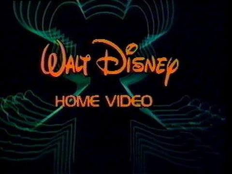 My Walt Disney VHS Collections: Neon Mickey - YouTube