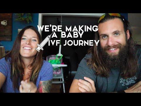 OUR IVF JOURNEY - PART 1; TESE SPERM