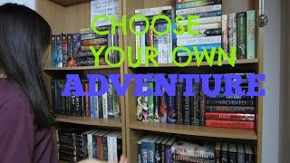 WHAT BOOK AM I THANKFUL FOR? | CHOOSE YOUR OWN ADVENTURE Thumbnail