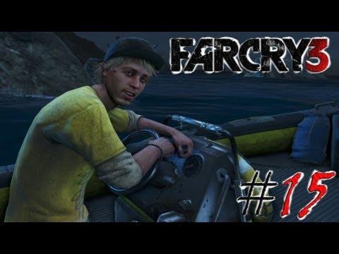 Смотреть прохождение игры Far Cry 3. Серия 15 - Оливер.