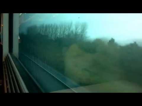 Cork-Dublin train