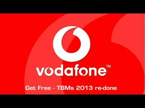 Vodafone song werbung 2013 - Get Free - TBMs re-done
