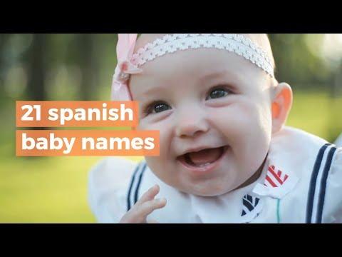 100 Spanish Baby Names