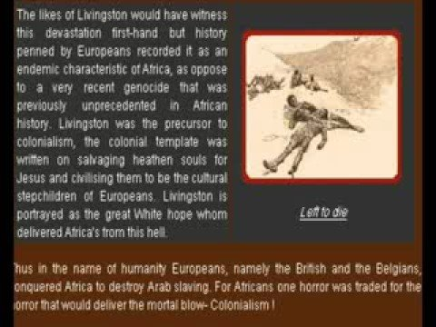 Arab supremacy in Africa is a colonial European invention