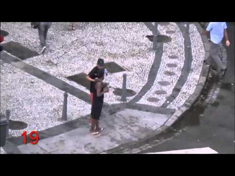 Crazy How Criminals Repeatedly Attack  Rob Tourists In Brazil  New Video
