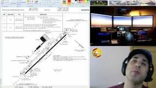 microsoft flight simulator x vdeo manuales cartas aeronutica parte 1