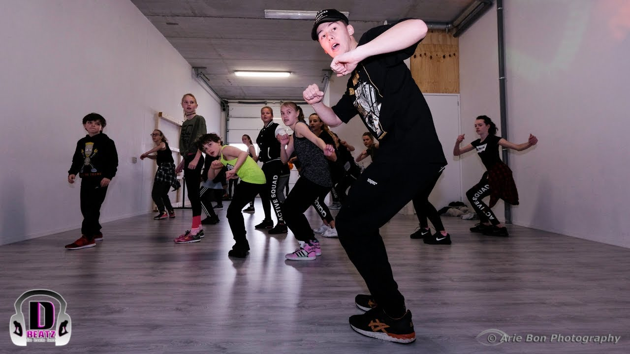 D Beatz Workshop by Leslie de Koning