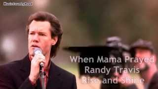 When Mama Prayed - Randy Travis (Subtitulada al Español)