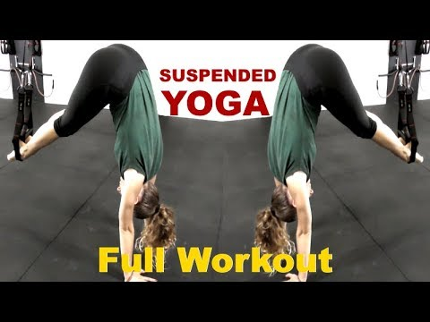 Suspended Yoga Full Workout w/ Laurene Duez (30 mins)