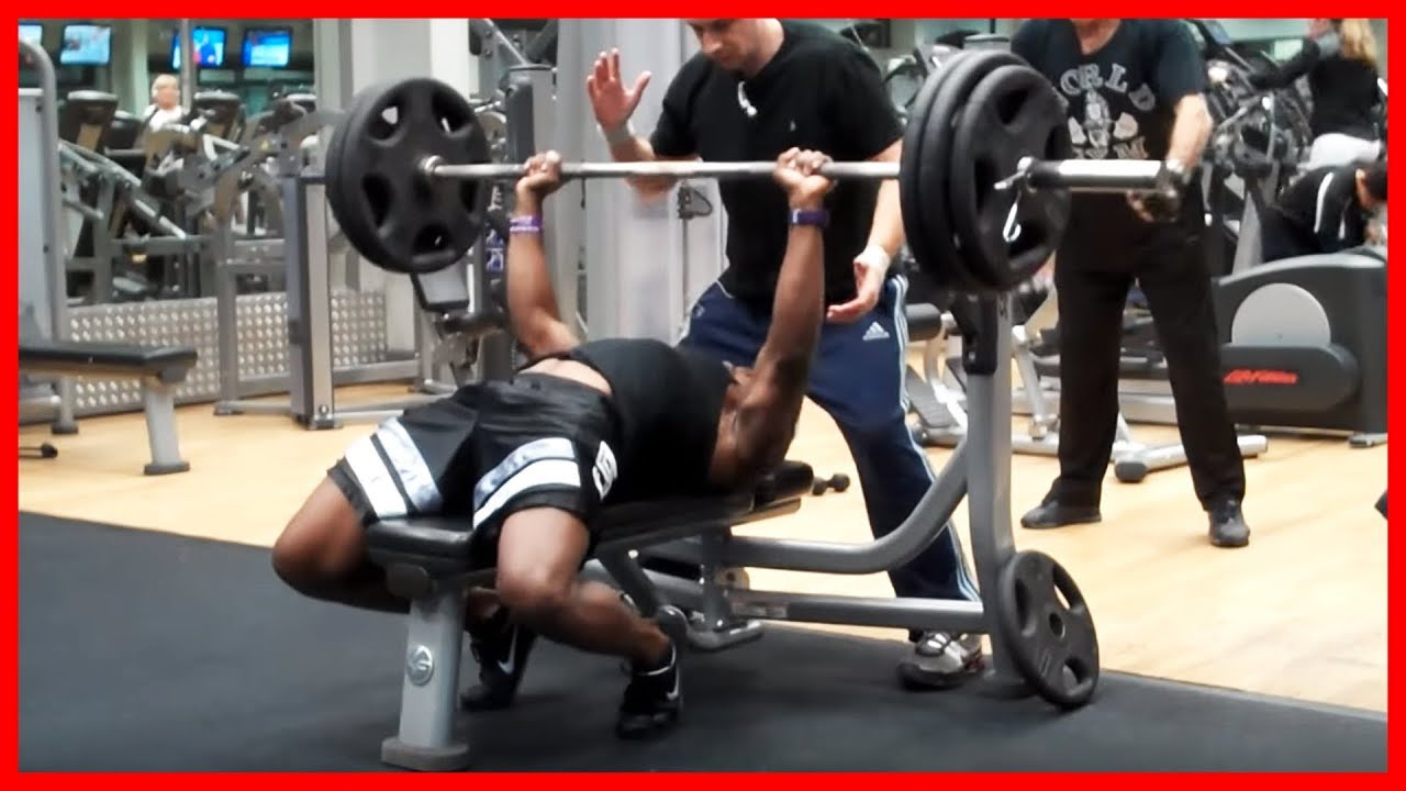 130kg Bench Press Workout Zuby Fitness Youtube