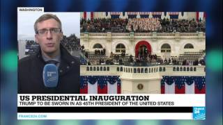 US    Trump's inauguration has been planned minute by minute
