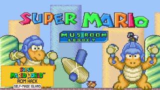 Super Mario: Mushroom Legacy