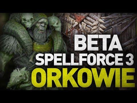 SpellForce 3 Beta - ORKOWIE