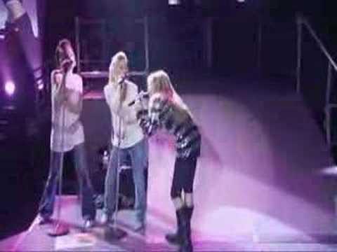 Hannah Montana - Rockstar [Official Video] [Lyrics]