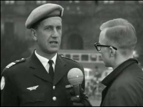 Kongokrisen - Intervju med Sven Lampell (SVT, 1961)